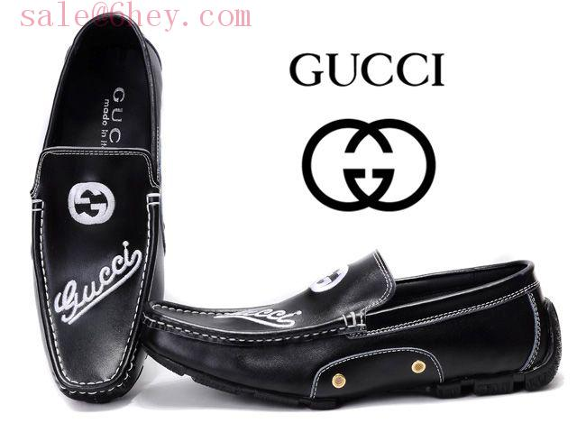 white and gold gucci shoes