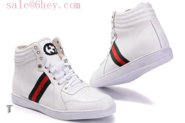 gucci princetown slipper white
