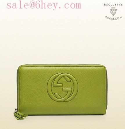 gucci snake bag green